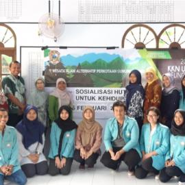 Sosisalisasi Hutan untuk Kehidupan di Kelurahan Delingan, Kabupaten Karanganyar