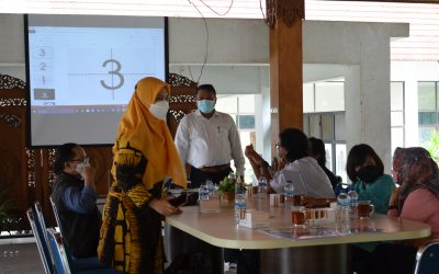 Partnership and FGD with the Central Java Provincial Language Center