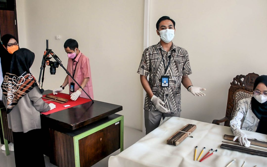 Lontar Ancient Script Digitalization and Conservation
