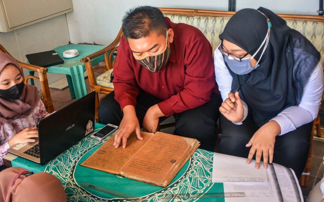 Mapping and Digitalization of Rekso Pustaka Collection Manuscripts