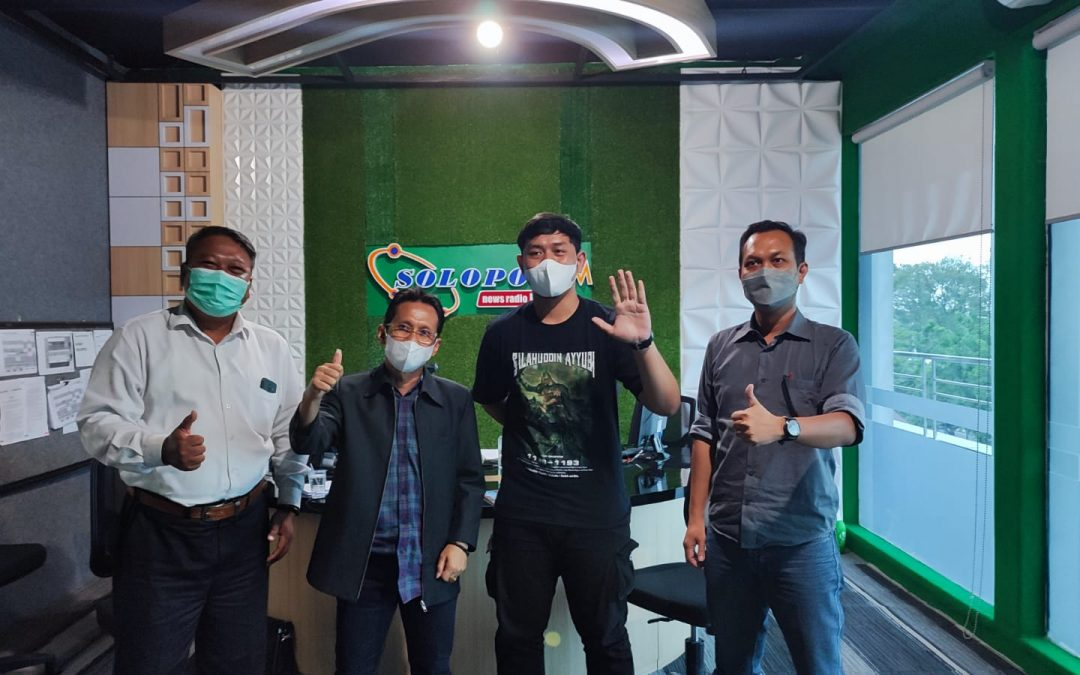 Interactive Talkshow with Solopos FM