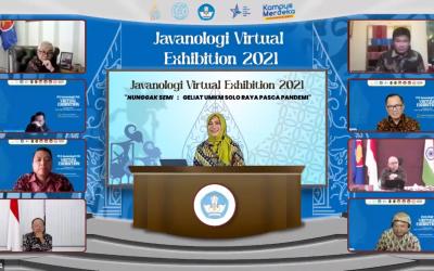 Accelerating MSMEs in Soloraya Post Pandemic, PUI Javanology UNS Holds International Talkshow – Javanology Virtual Exhibition 2021